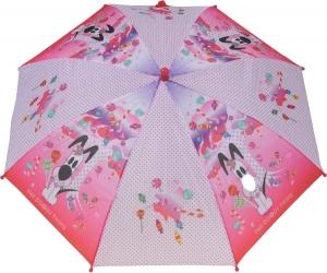 Dáždnik Dopller Doogy Candy 7268002 ružový