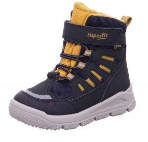 Dětské zimní boty Superfit 1-009082-8000