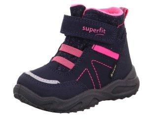 Dětské zimní boty Superfit 1-009227-8010