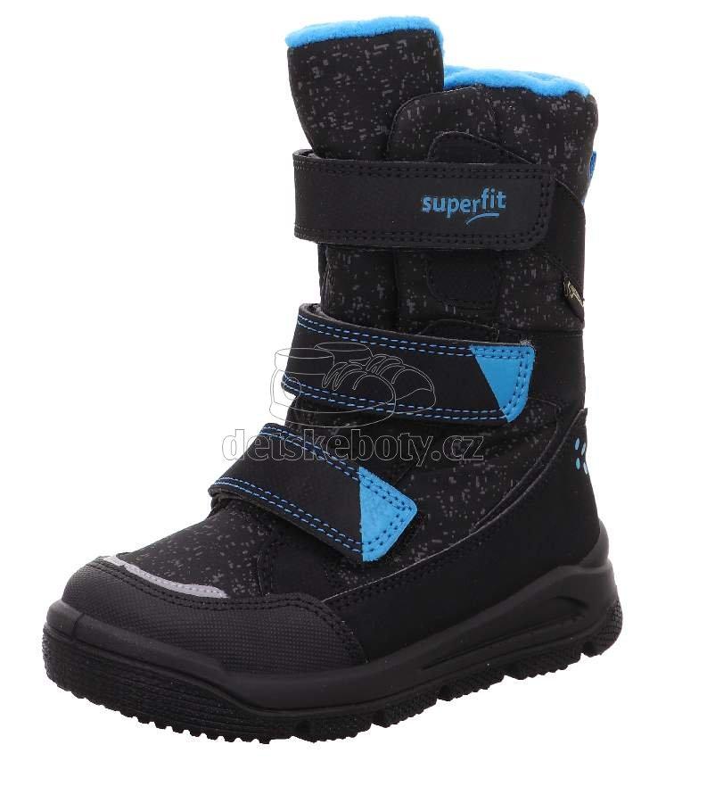 Dětské zimní boty Superfit 1-009076-0000