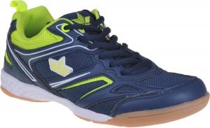 Gyerek tornacipő LICO 330011 marine/lemon/weiss