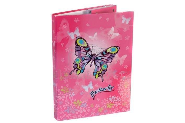 Školní box A4 Butterfly D-3021-2.119