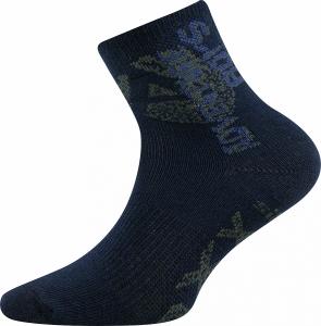 Detské ponožky VoXX Adventurik tmavo modrá
