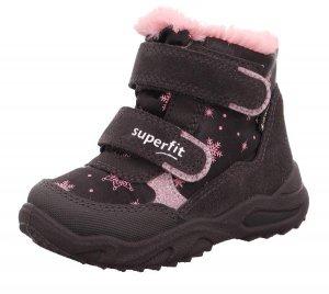 Dětské zimní boty Superfit 1-009226-3000