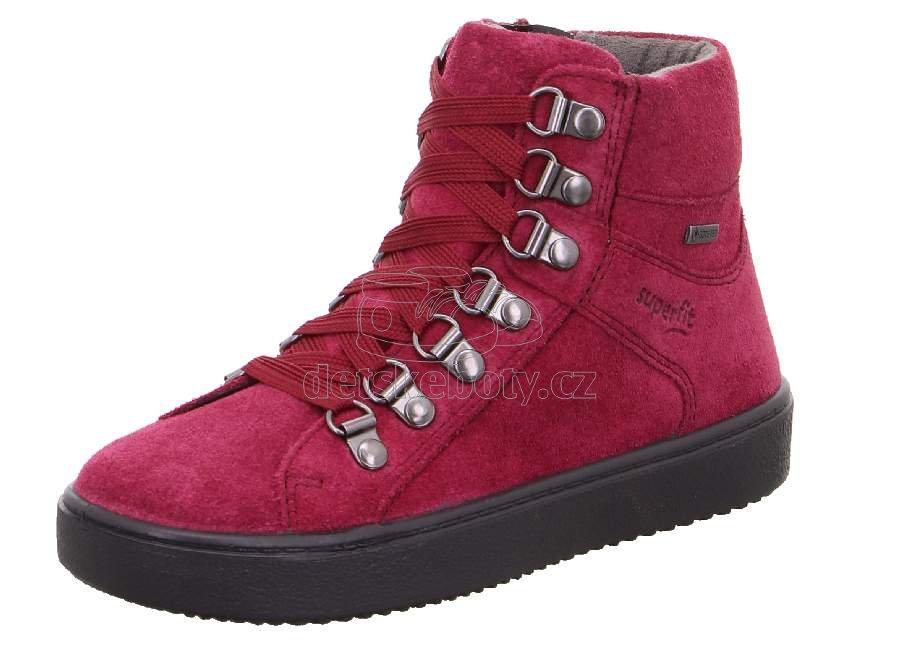 Detské celoročné topánky Superfit 1-006501-5000