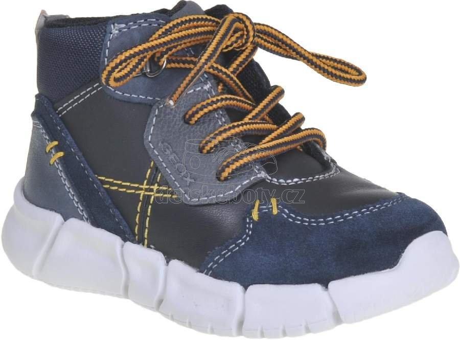 Téli gyerekcipő Geox B042TA 022BC C0045
