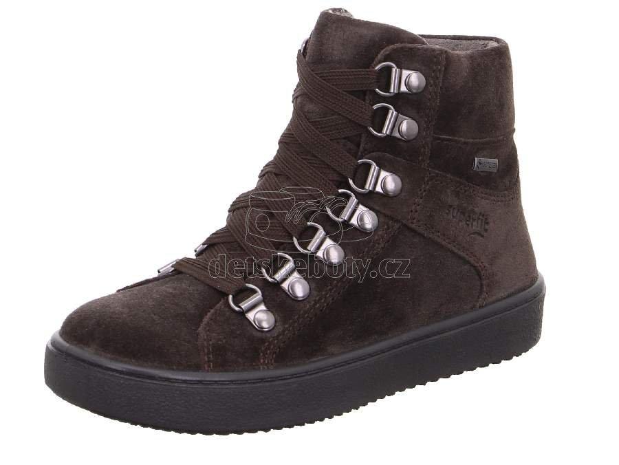 Detské celoročné topánky Superfit 1-006501-3000
