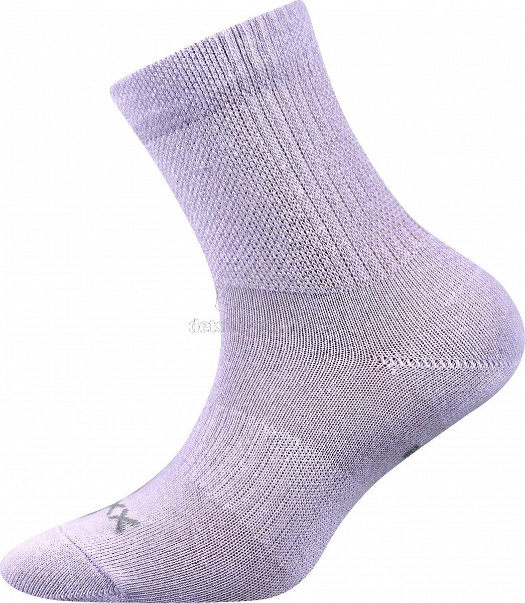 Detské ponožky VoXX Regularik fialová