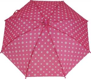 Dáždnik Dopller 72680D ružové bodky