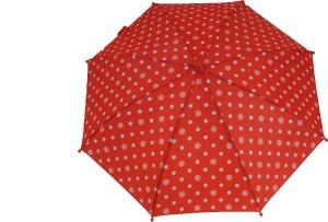 Dáždnik Dopller 72680D červené bodky