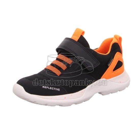 Detské celoročné topánky Superfit 1-009209-0000