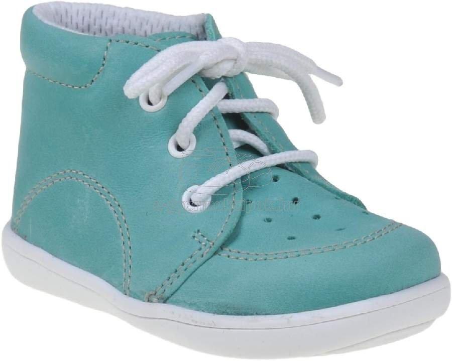 Babacipő BOOTS4U T014 emerald