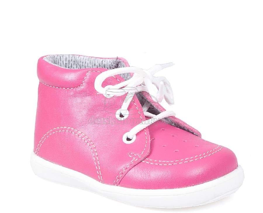 Detské capáčky BOOTS4U T014 rose