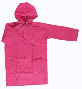 Detská pláštenka Viola 5503 ružová