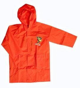 Detská pláštenka Viola 5502 červená