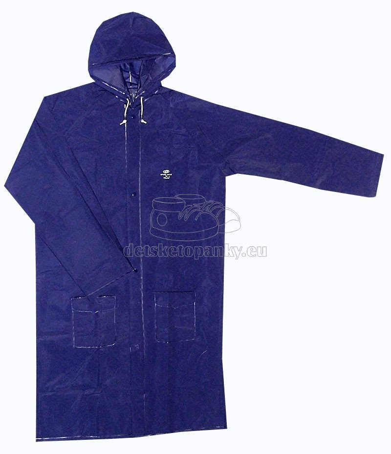 Detská pláštenka Viola 5512 tmavo modrá