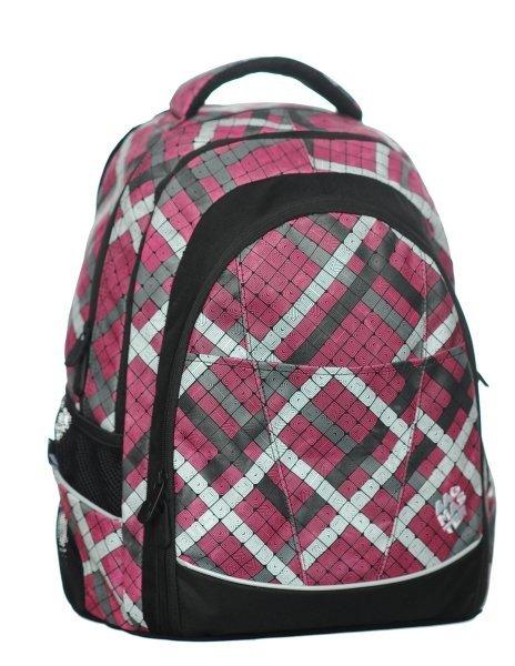 Studentský batoh dívčí FUNNY 0115 B PINK