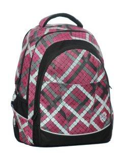 Lányos diák hátizsák FUNNY 0115 B PINK