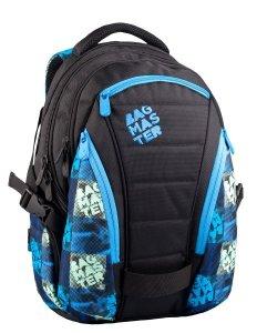 Bagmaster studentský batoh BAG 1214 A