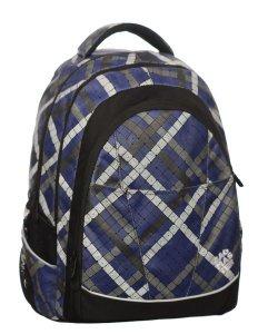 Študentský batoh FUNNY 0115 A BLUE