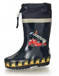 Detské gumáky Playshoes 188590 Fire Brigade