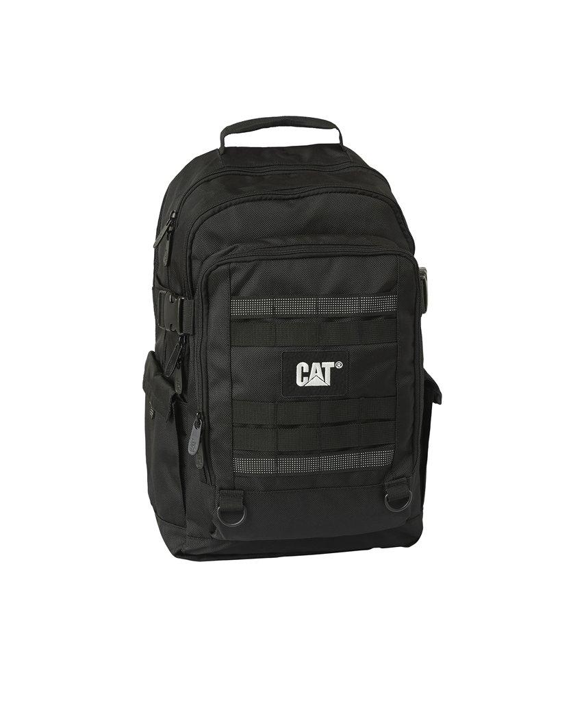 CAT hátizsák COMBAT VISIFLASH ATACAMA, fekete színű, 22 l