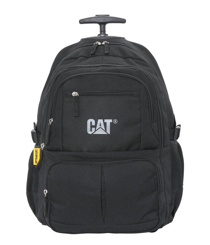 CAT MOCHILAS FRESCO batoh na kolečkách, černý