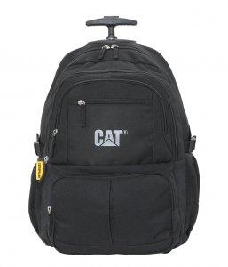 CAT MOCHILAS FRESCO hátizsák kerekeken, fekete