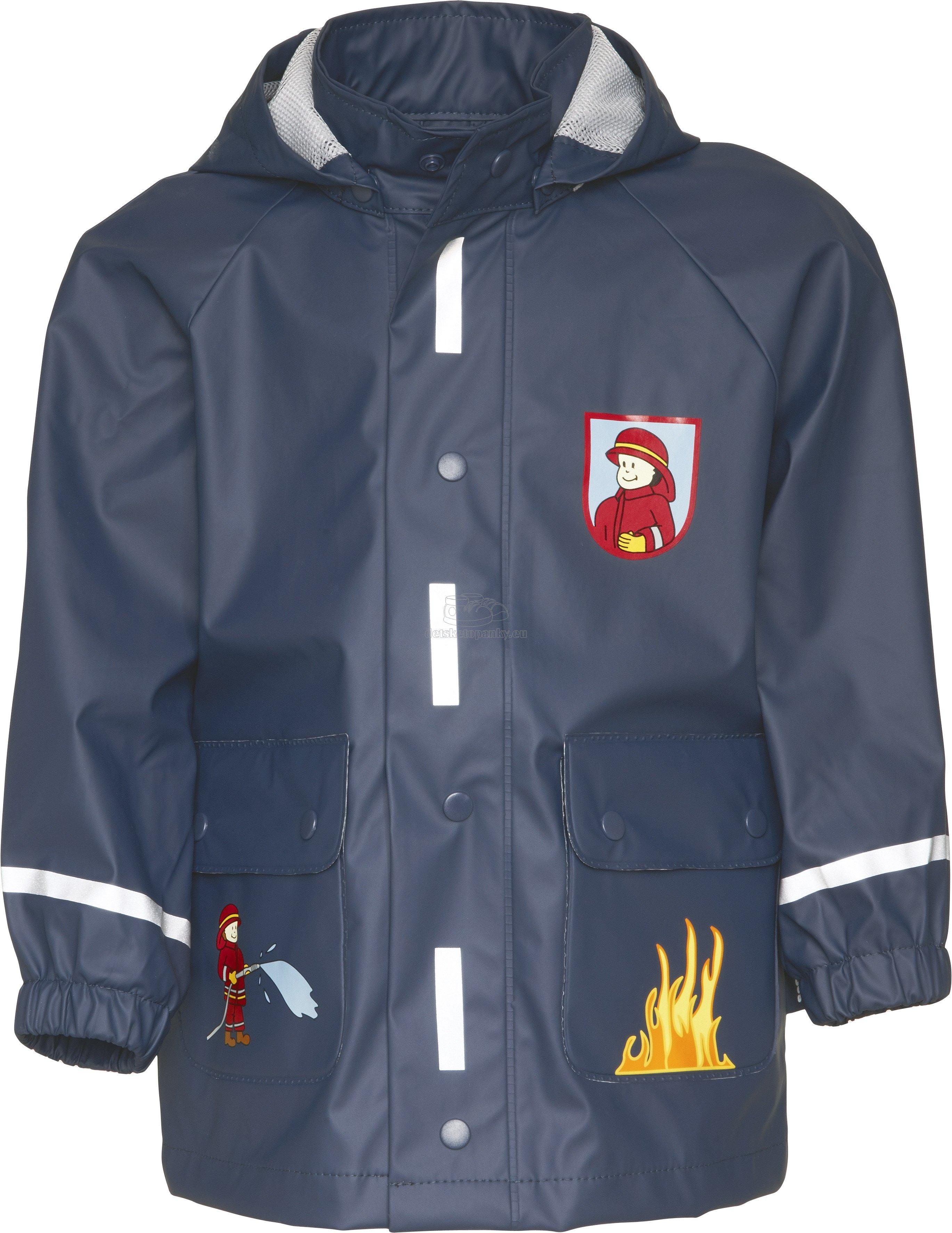 Pláštenka Playshoes 408590 Fire Brigade