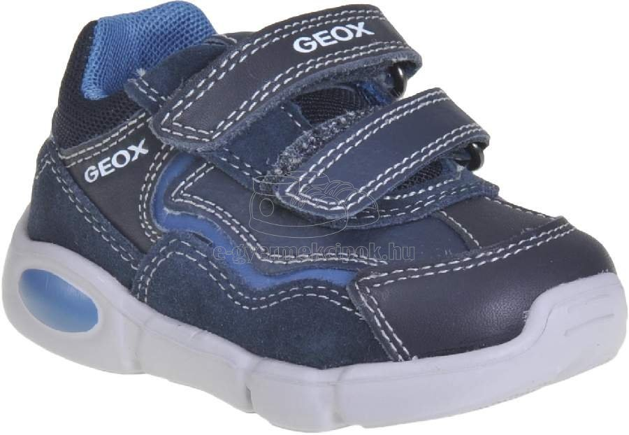 Egész évben hordható gyerekcipő Geox B044EA 022BU C0700
