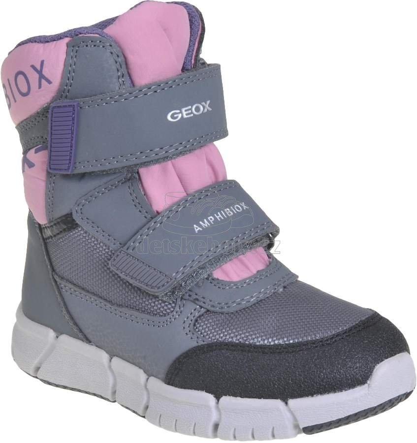 Téli gyerekcipő Geox J94APA 0FU50 C1FK8
