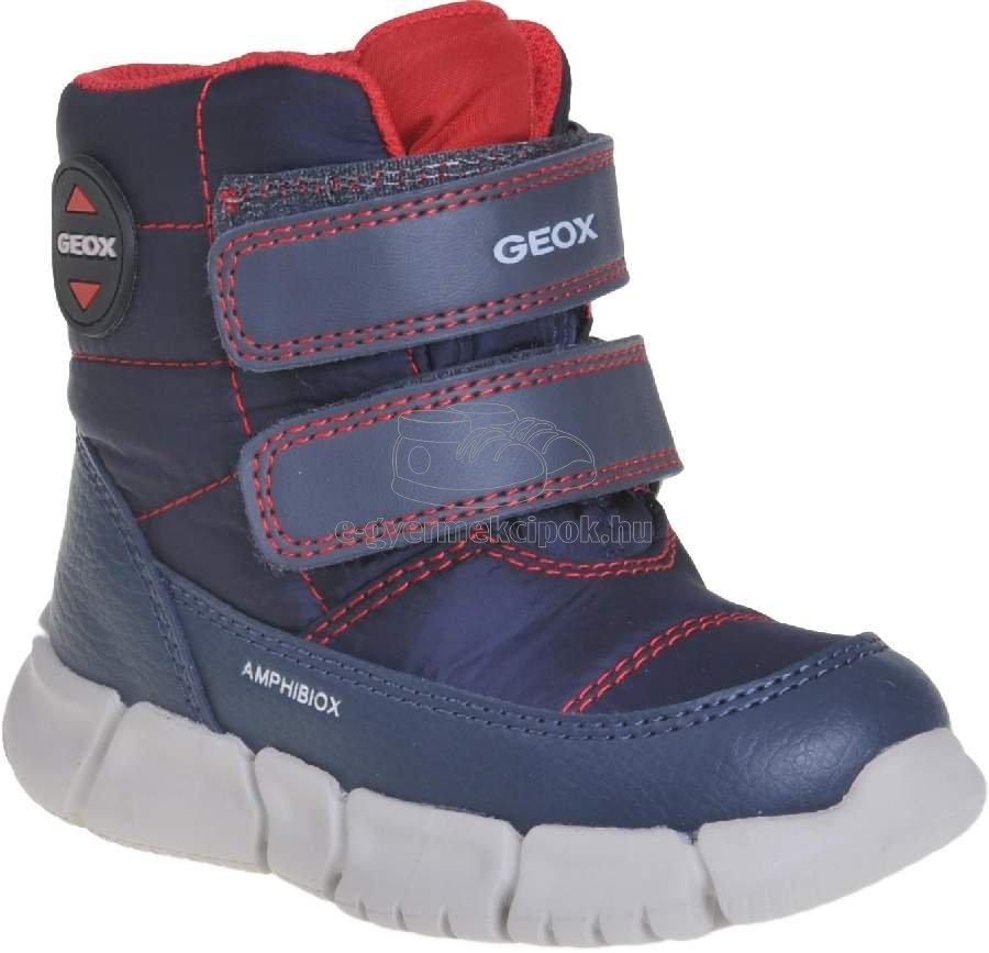 Téli gyerekcipő Geox B043PC 0LUBU C0735