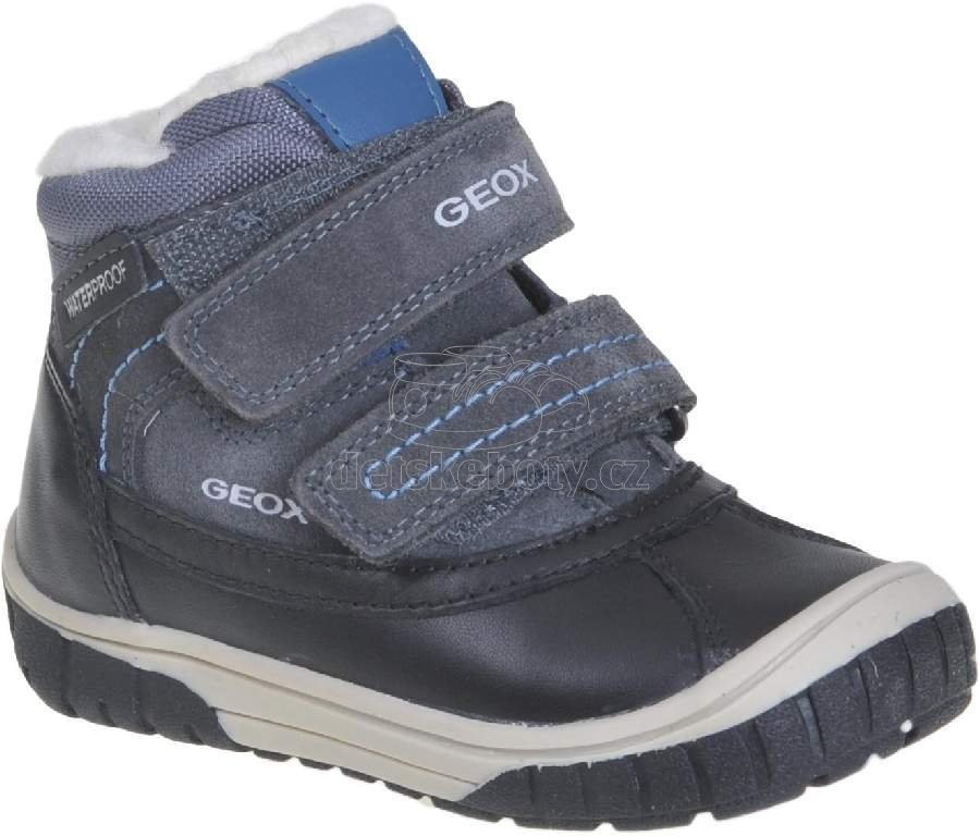 Téli gyerekcipő Geox B942DB 022FU C0250