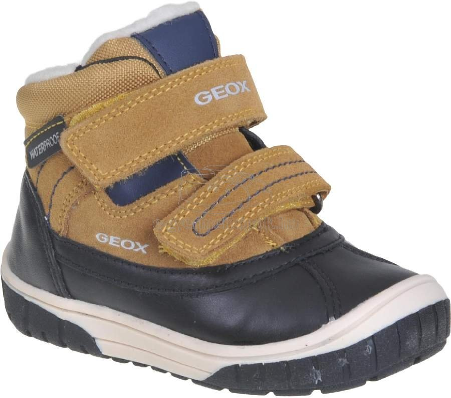 Téli gyerekcipő Geox B942DB 022FU C0296