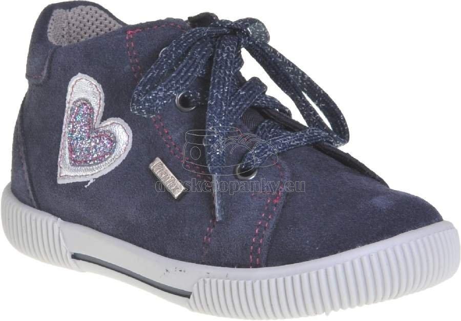 Detské celoročné topánky Richter 2546-8111-7201