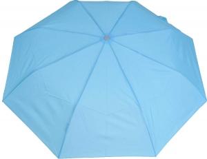 Deštník Doppler 722163 světle modrý