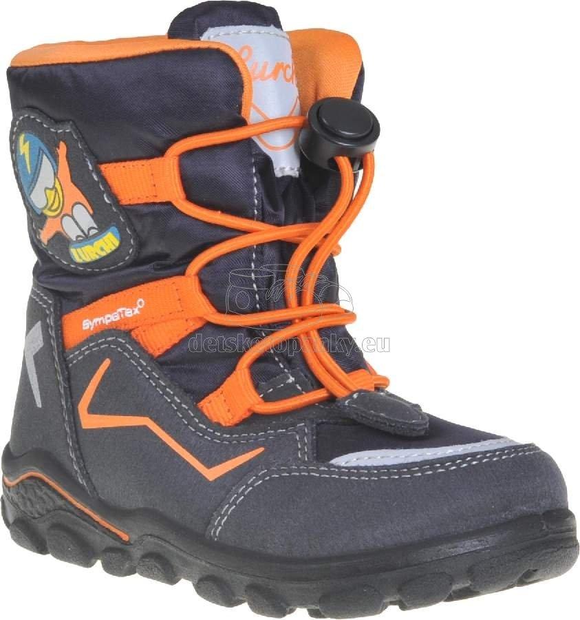 Detské zimné topánky Lurchi 33-33013-42