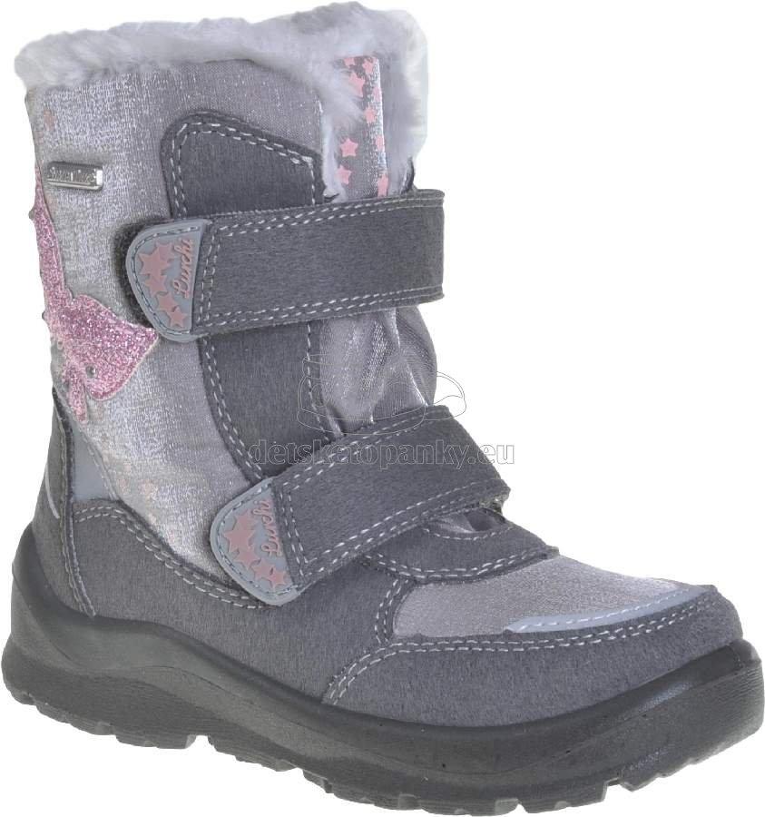 Detské zimné topánky Lurchi 33-31045-35