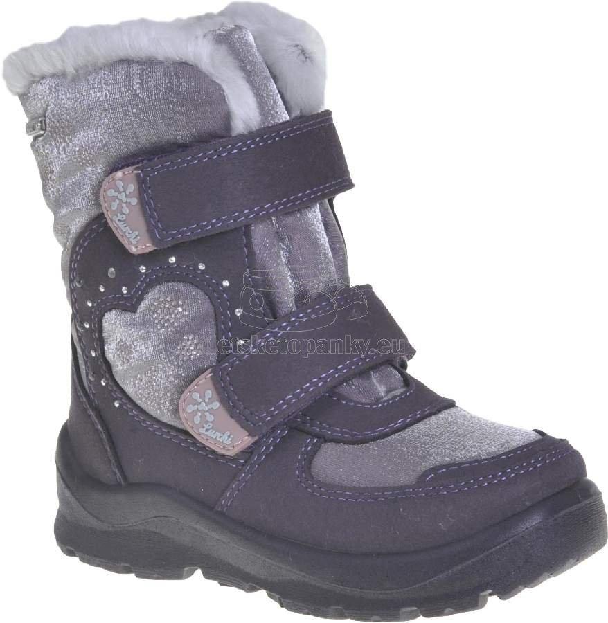 Detské zimné topánky Lurchi 33-31028-44