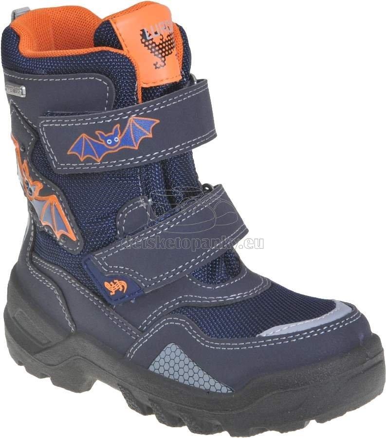 Detské zimné topánky Lurchi 33-31046-32