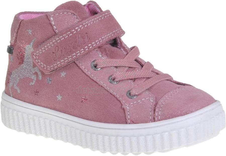 Detské celoročné topánky Lurchi 33-37000-29