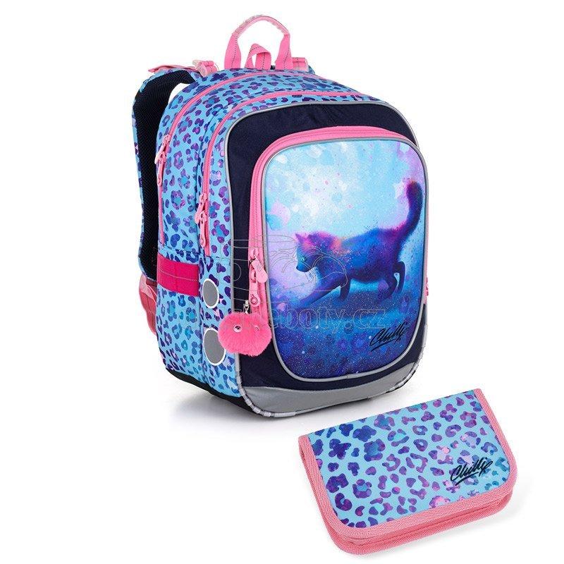 Školní batoh Topgal ENDY 20043 SET SMALL