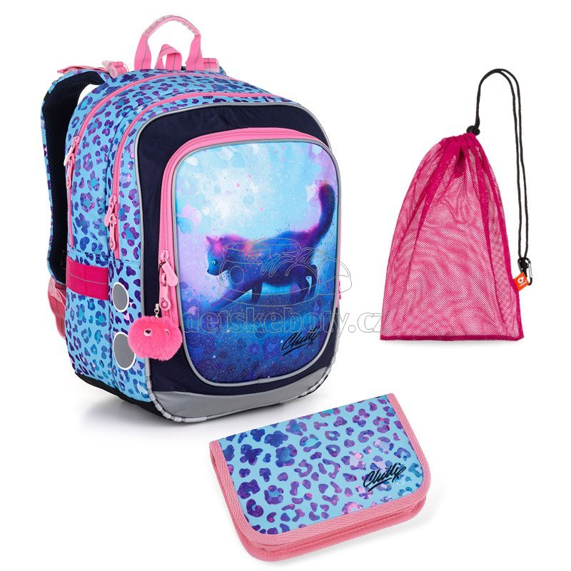 Školní batoh Topgal ENDY 20043 SET MEDIUM