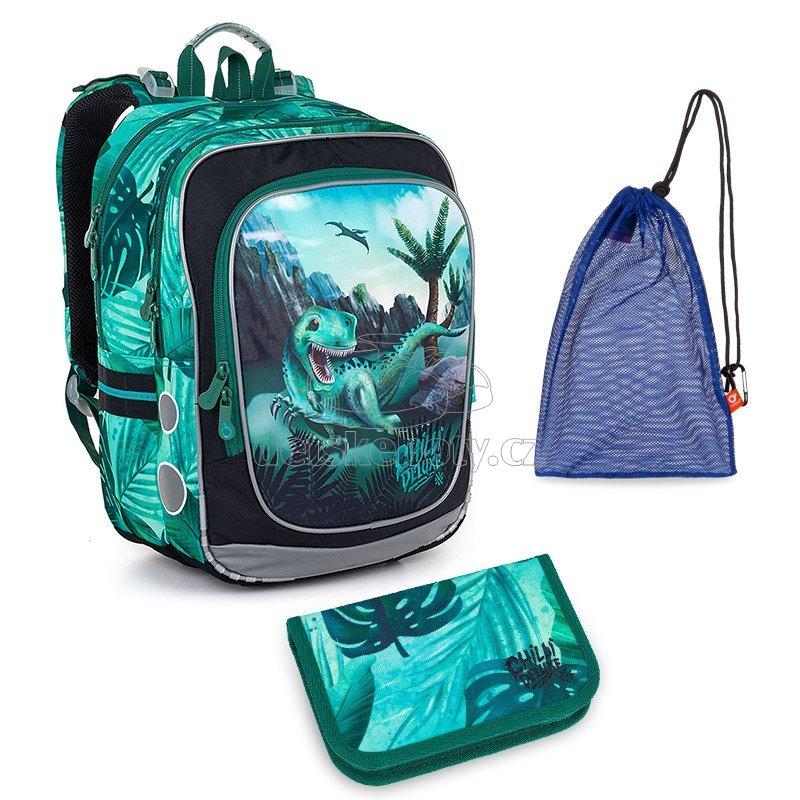 Školní batoh Topgal ENDY 20045 SET MEDIUM