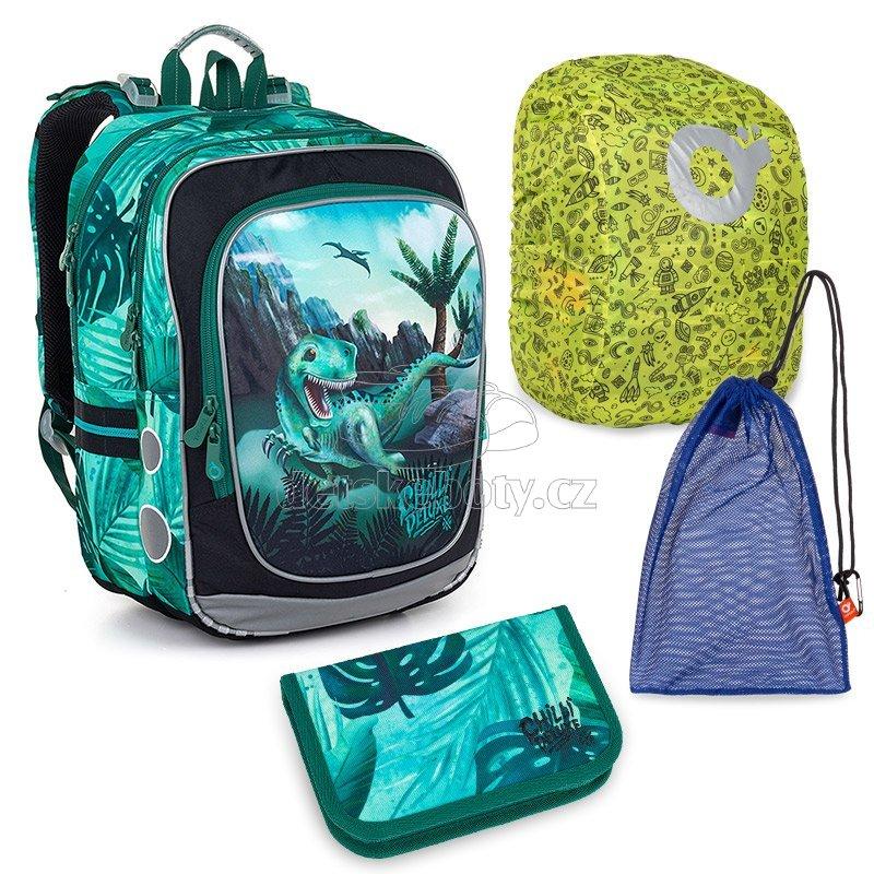 Školní batoh Topgal ENDY 20045 SET LARGE