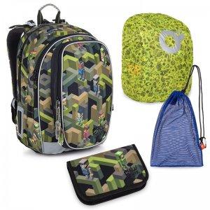 Školní batoh Topgal MIRA 20046 SET LARGE