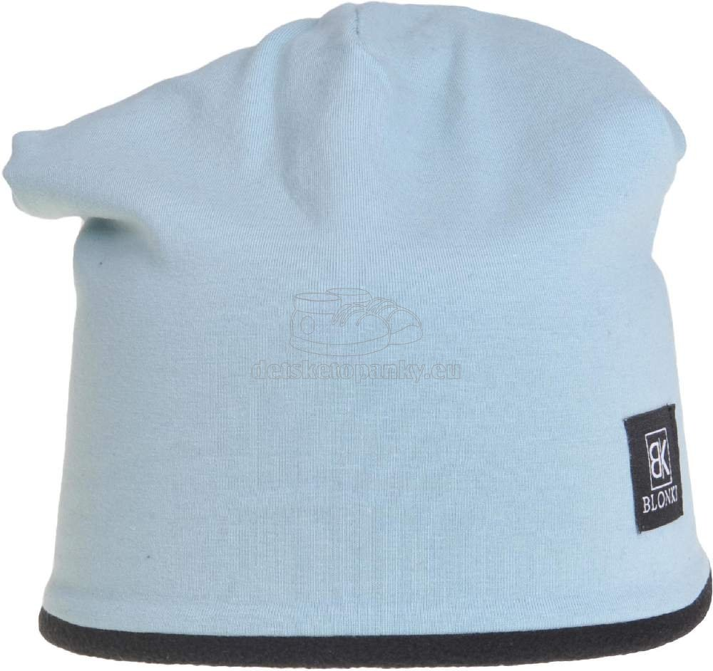 Detská zimná čapica Blonki mint č.14