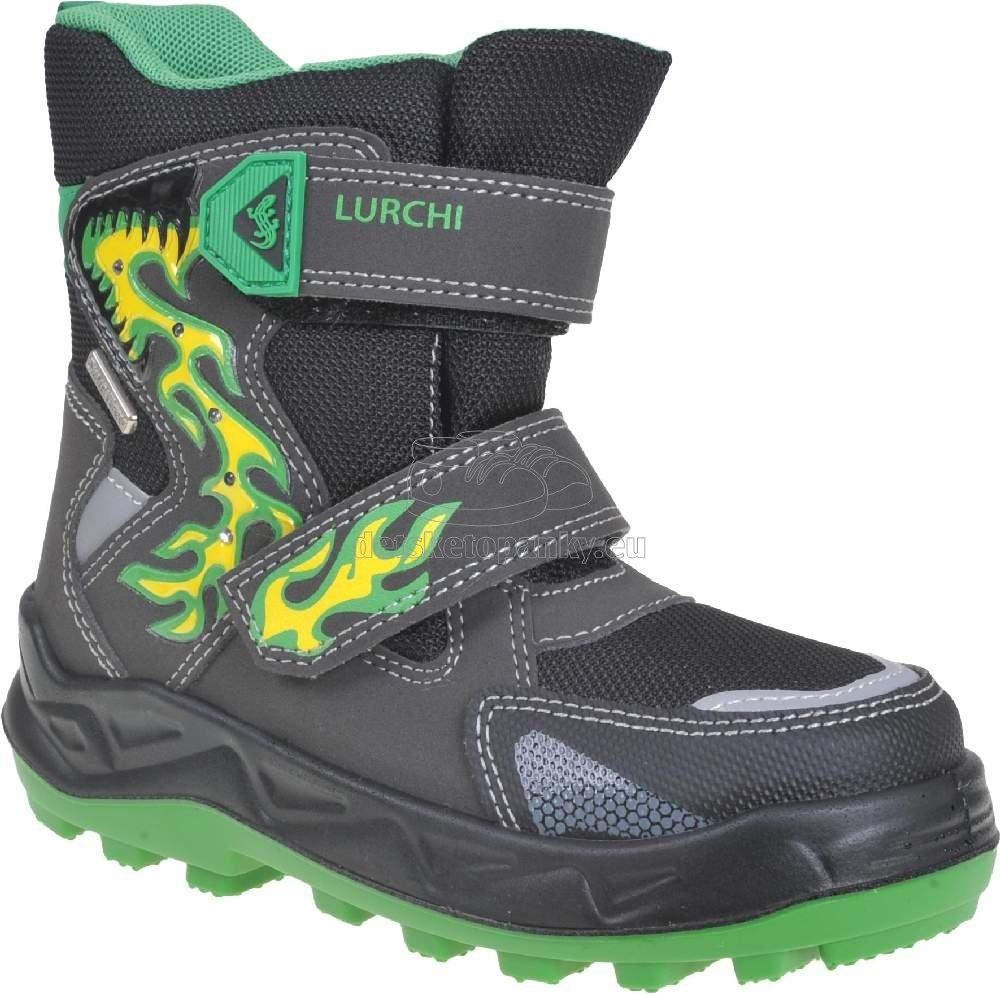 Detské zimné topánky Lurchi 33-31048-41