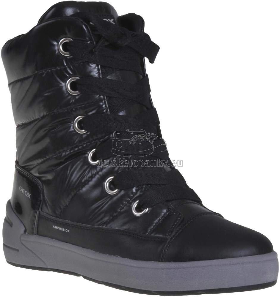 Detské zimné topánky Geox J049SB 0LVBC C9999