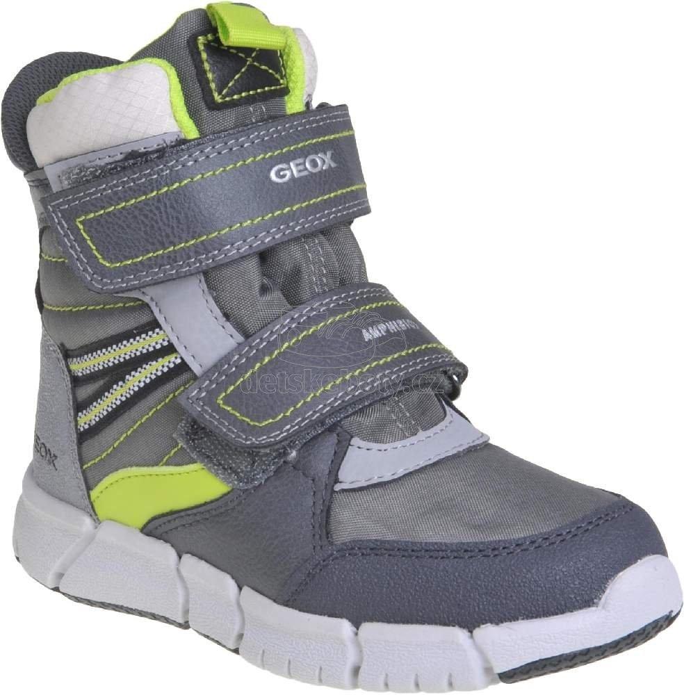 Dětské zimní boty Geox J049XA 0FUFE C0666